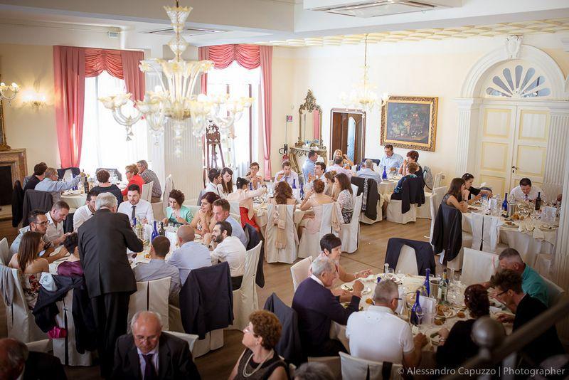 matrimonio castello villa bevilacqua Licia&Paolo 061