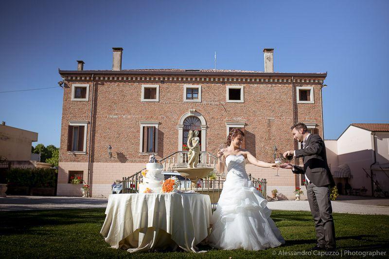 matrimonio castello villa bevilacqua Licia&Paolo 069