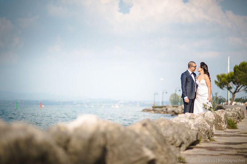 Fotografo Matrimonio Salò – la Regina del Lago di Garda