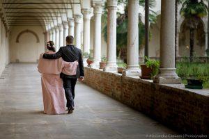 fotografo matrimonio padova Basilica di Santa Giustina