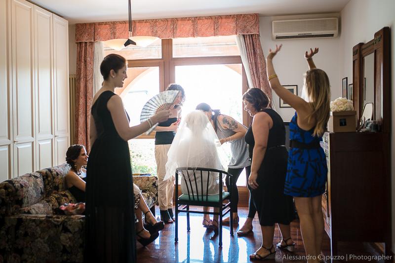 Matrimonio Villa Pisani Vescovana 033