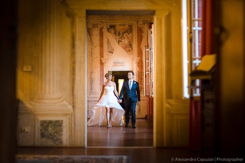 Matrimonio Villa Pisani Vescovana 271