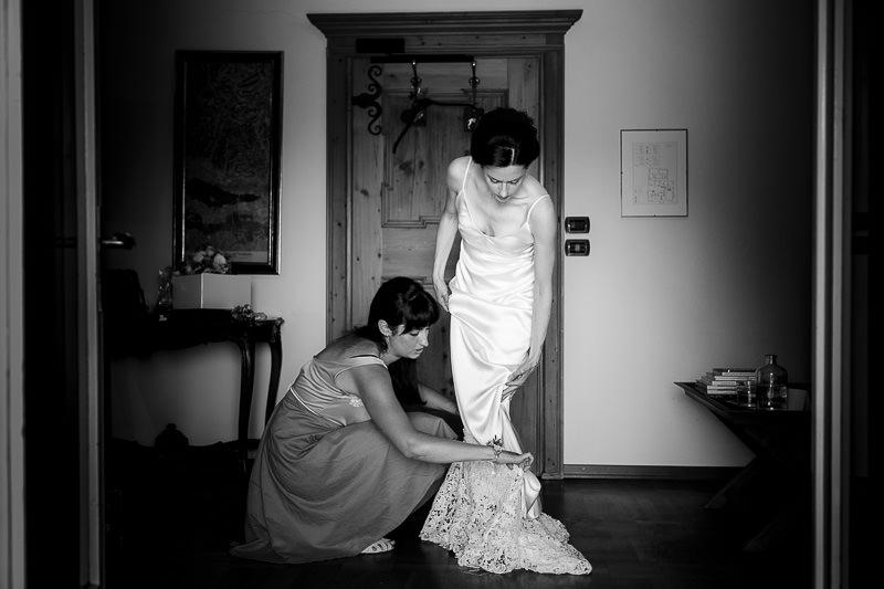 Wedding Susanne&#038;David<br>Bolzano &#8211; Messner Mountain Museum