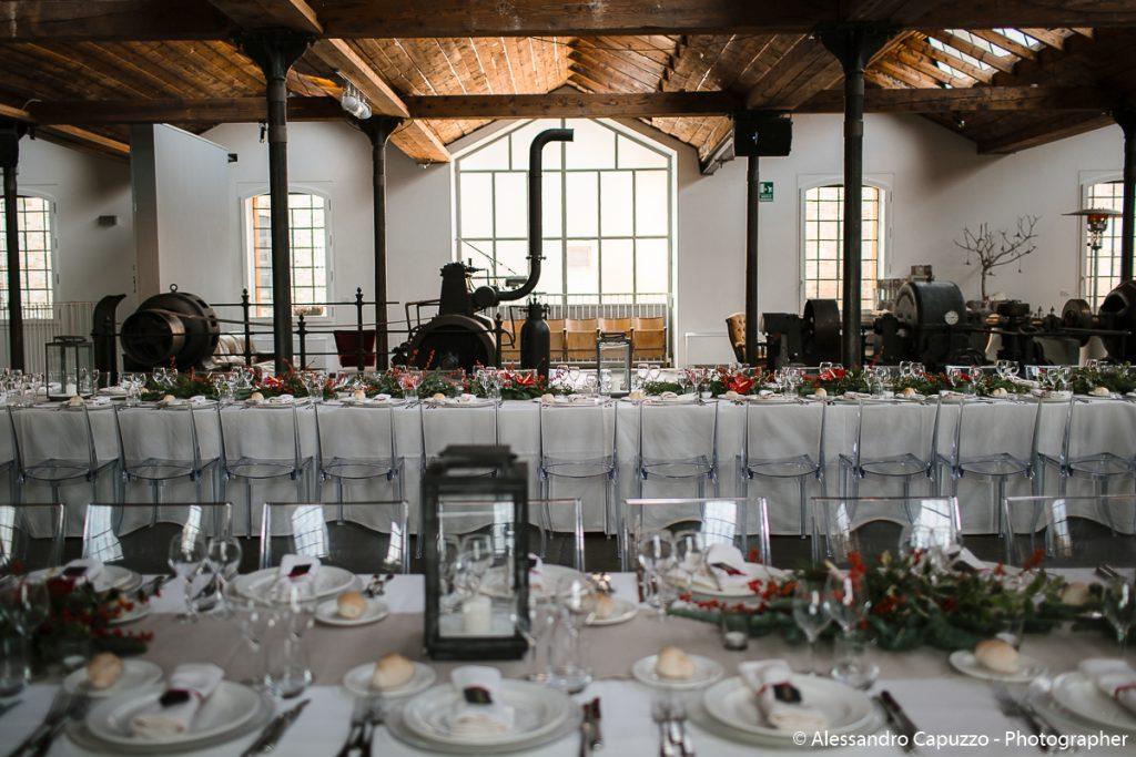 Matrimonio Tema Industriale : Matrimonio industrial chic l urban style che va a nozze