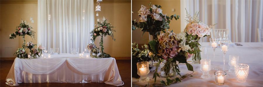 Matrimonio Villa di Montruglio - tavolo Imperiale