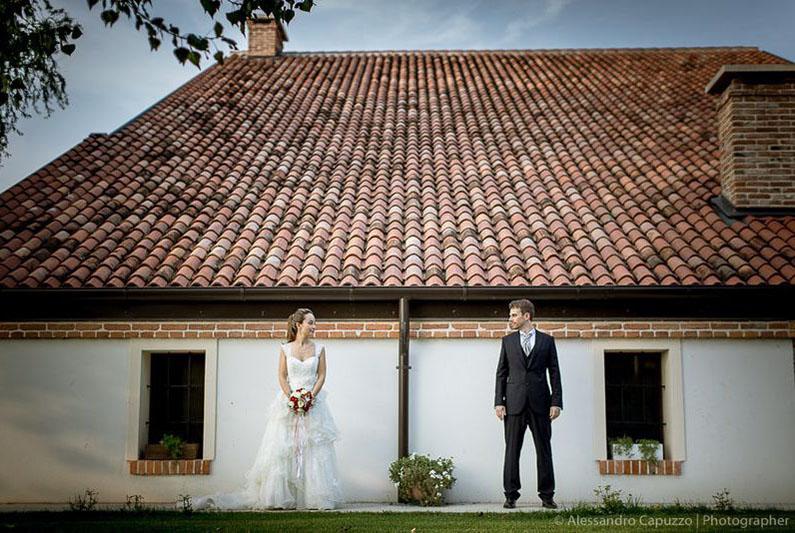 Matrimonio Sara&Andrea<br>agriturismo