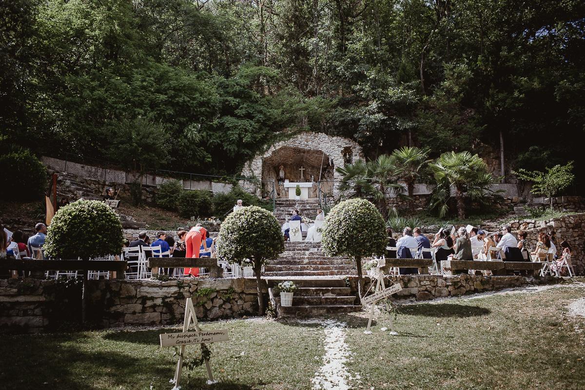 Matrimonio Grotta Santuario Madonna della Salute – Monteortone (PD)