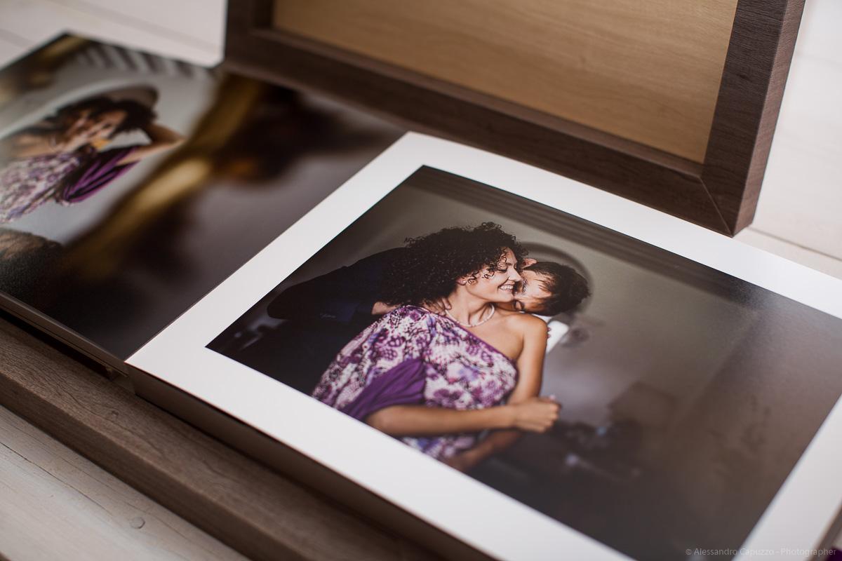 youngbook fotolibro matrimonio country chic