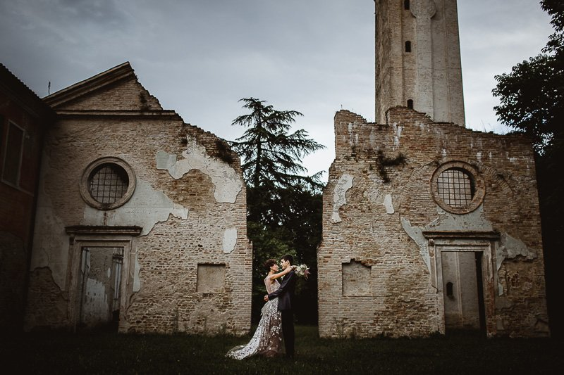 Wedding at Abbazia del Pero<br> Stefania&Stephen