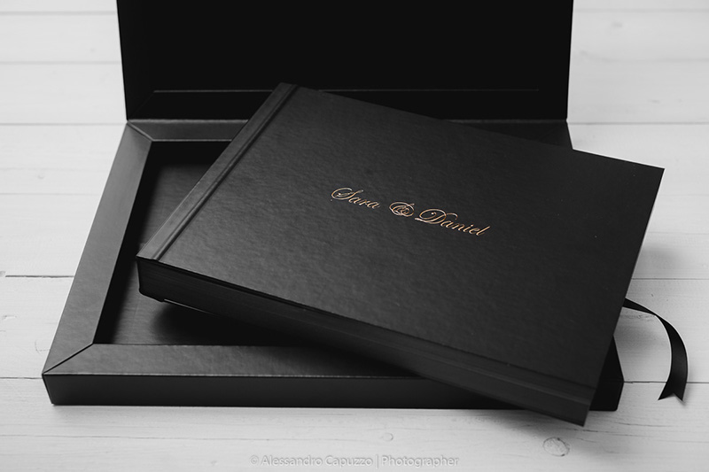 Luxury YoungBook | fotolibro Matrimonio TotalBlack