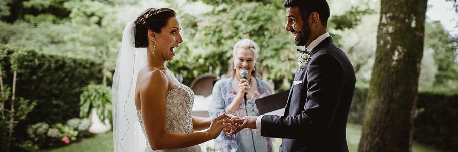 Celebrare un matrimonio all'aperto 1