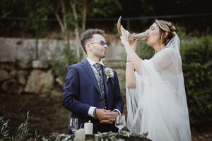 Matrimonio civile all'aperto 1