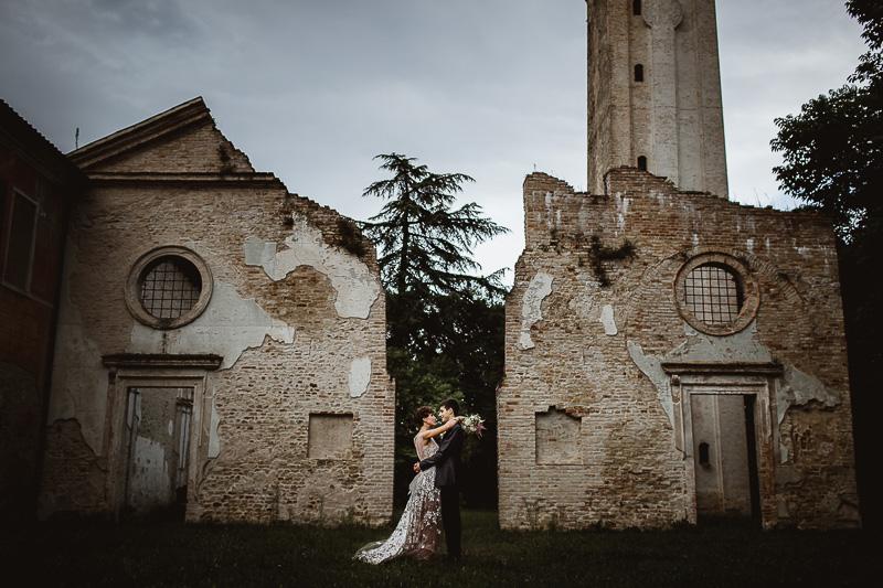 fotografia matrimonio treviso abbazia del pero monastier