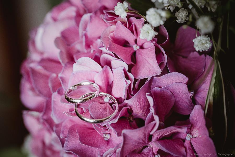 Anelli Matrimonio oro bianco