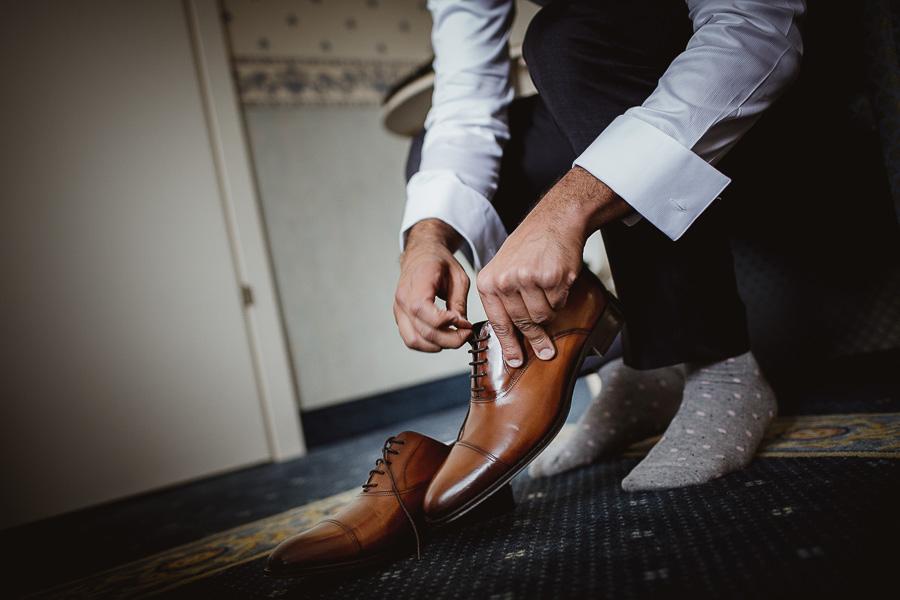 Scarpe sposo, come sceglierle e dove acquistarle