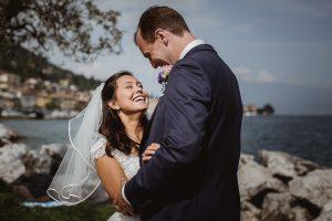 wedding photographer at Lake Garda