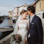 Matrimonio a Burano Venezia - Iana&Marco