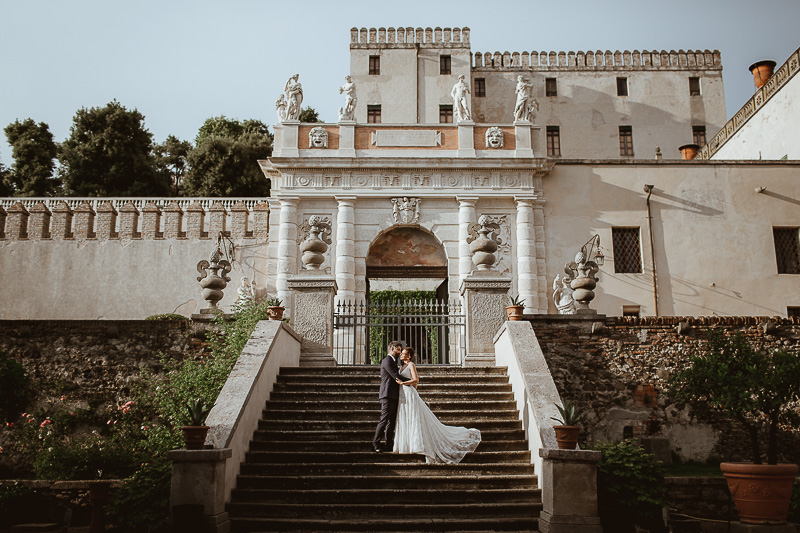 Matrimonio Castello del Catajo - Antonella&Marco