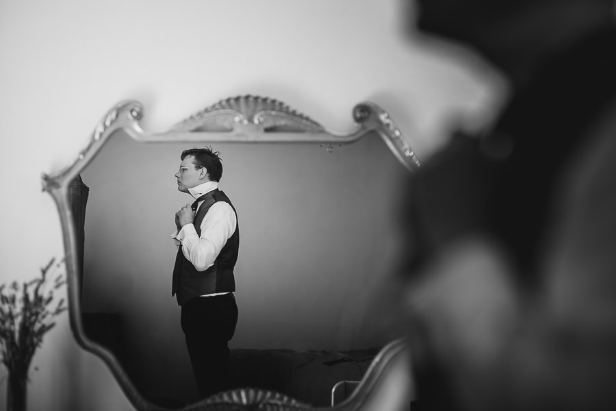 Getting Ready - Matrimonio lago di Como