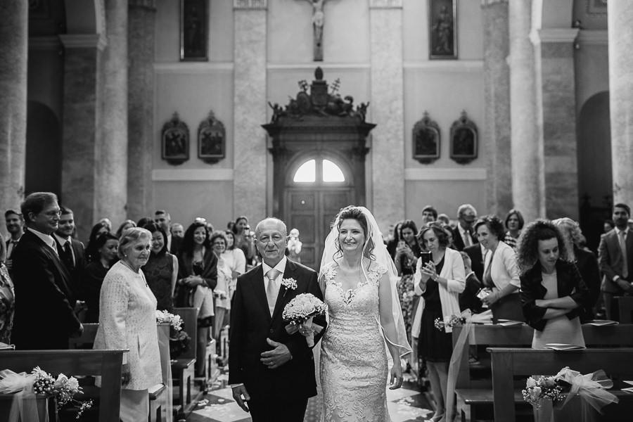 Matrimonio lago di Como - Chiesa di San Martino