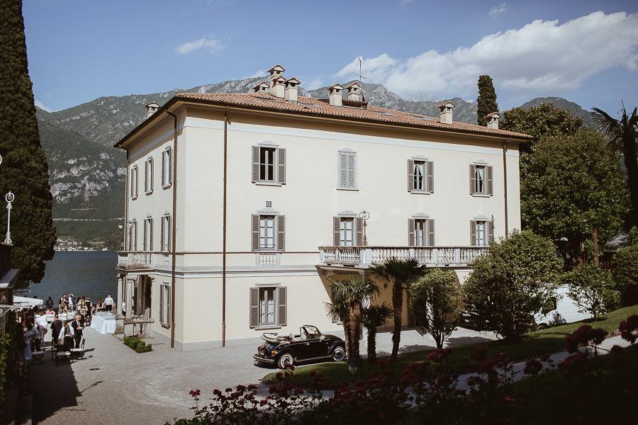 Villa Aura del Lago - Matrimonio lago di Como