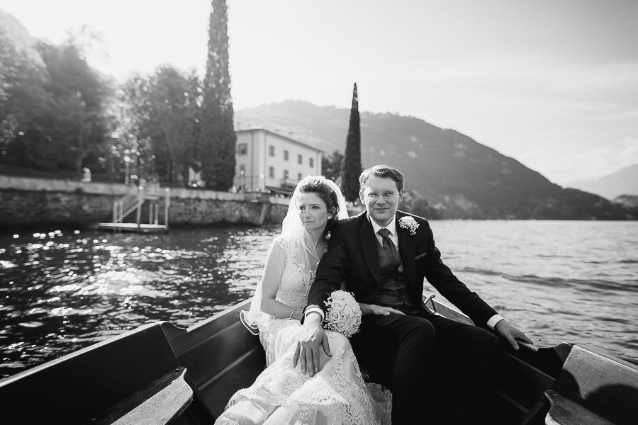 Matrimonio sul Lago di Como - Villa Aura del Lago