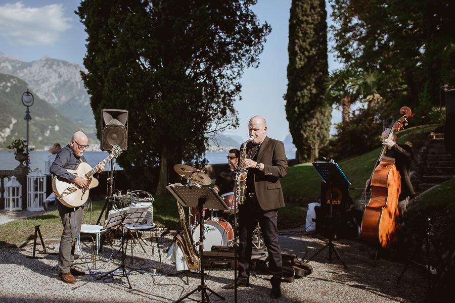 musica Jazz - lago di Como