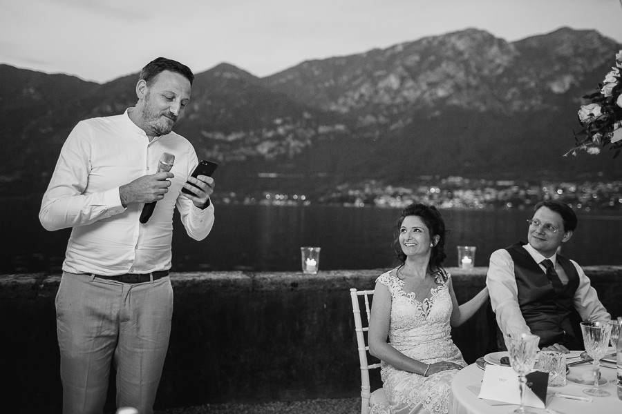 Villa Aura del Lago - Matrimonio Silvia&Holger