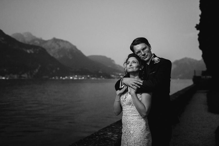 matrimonio tramonto lago di Como