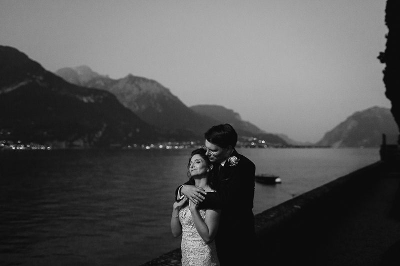 Wedding at Lake Como - Villa Aura del Lago | Silvia&Holger