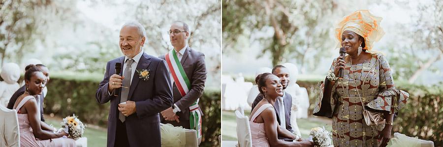 matrimonio stile africano