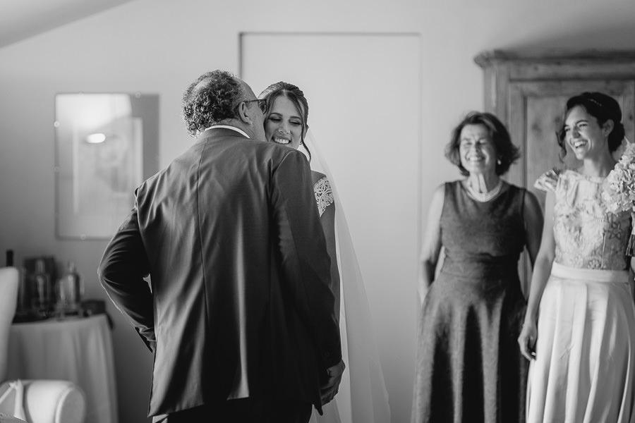 Getting Ready - Wedding in Tuscany Abbazia di Spineto