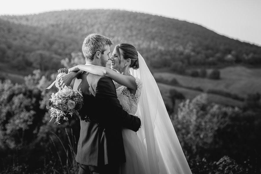 Matrimonio Val d'Orcia - Abbazia di Spineto