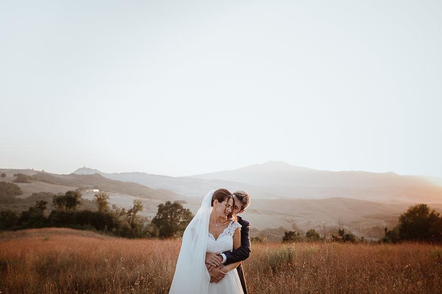 Matrimonio Val d'Orcia - Sarteano