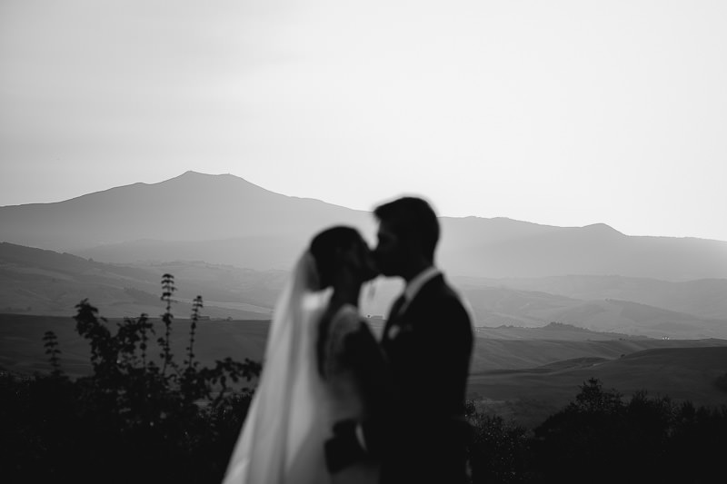 Matrimonio Abbazia di Spineto <br>Val d'Orcia - Marta&Luca