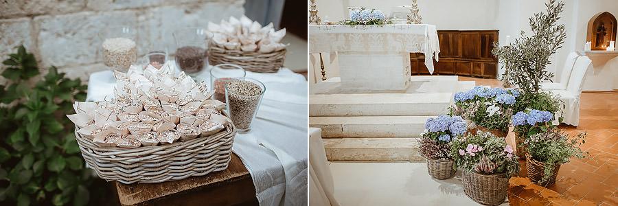 Wedding Ceremony at Abbazia di Spineto