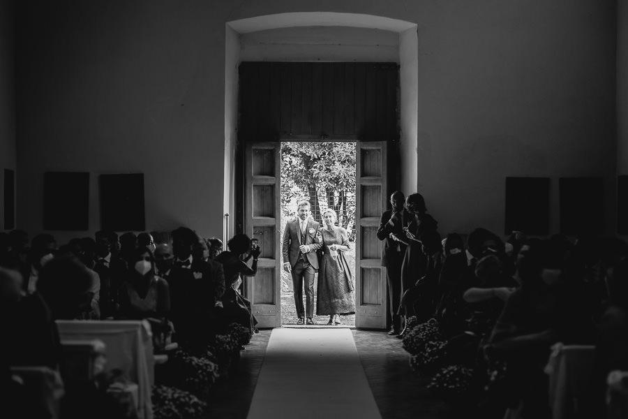 Wedding at Abbazia di Spineto