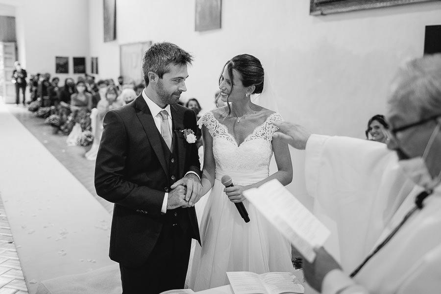 matrimonio chiesa Santissima Trinità Val d'Orcia
