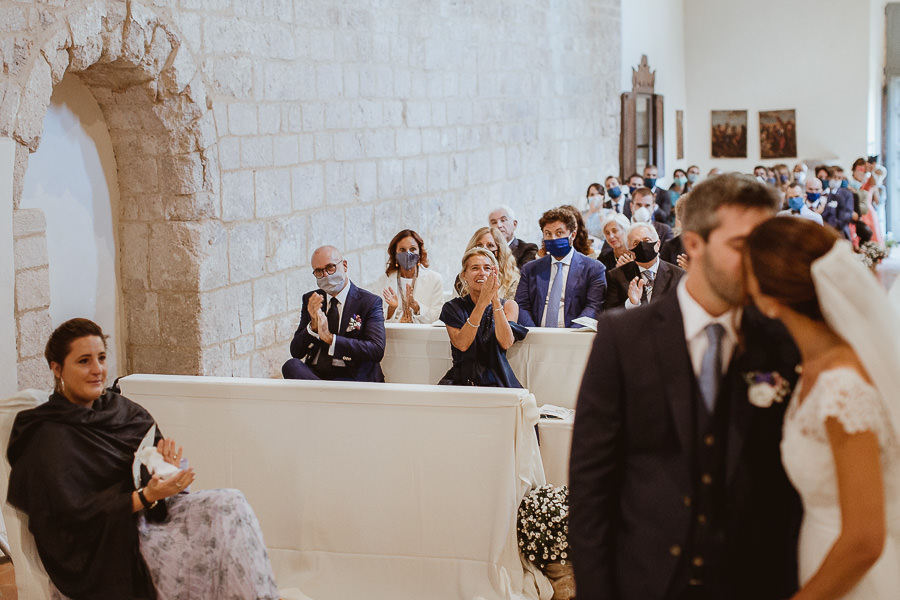 Wedding in Tuscany - Abbey Val d'Orcia