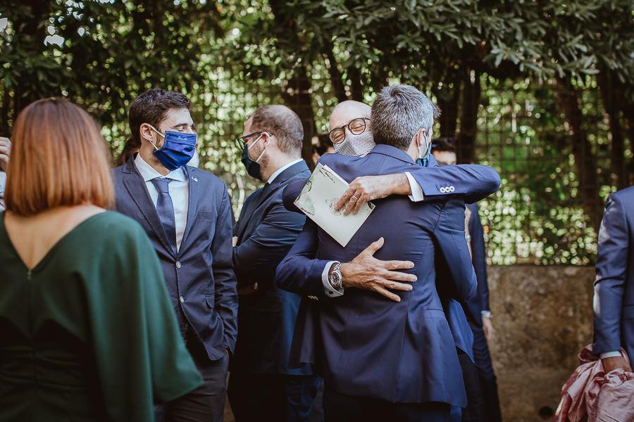 cerimonia matrimonio Abbazia di Spineto