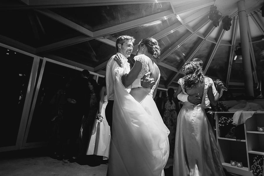 primo ballo matrimonio val d'Orcia - Toscana