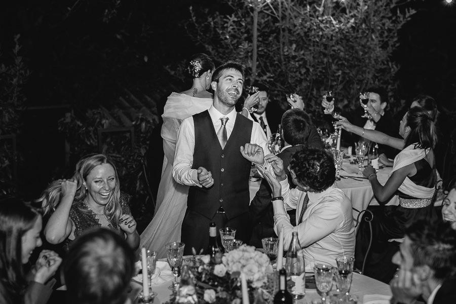 matrimonio all'aperto Abbazia di Spineto - Toscana