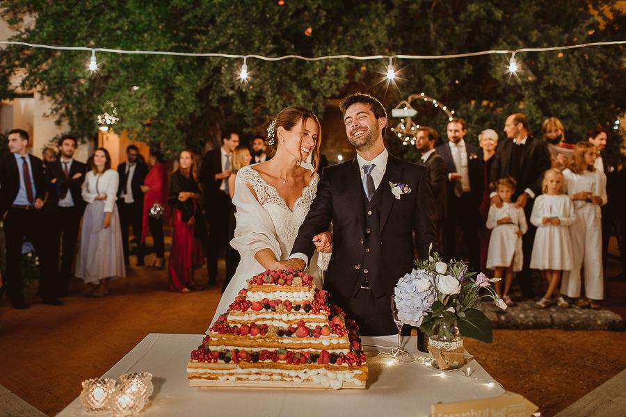 torta matrimonio Abbazia di Spineto - val d'Orcia - Sarteano
